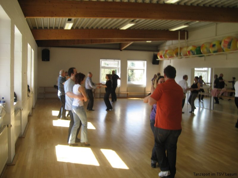 Discofox Workshop 2010