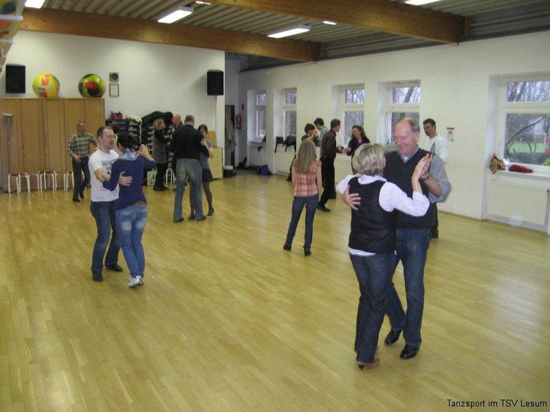 Discofox Workshop 2011