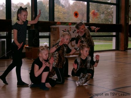 Dance Kids - Herbstschau