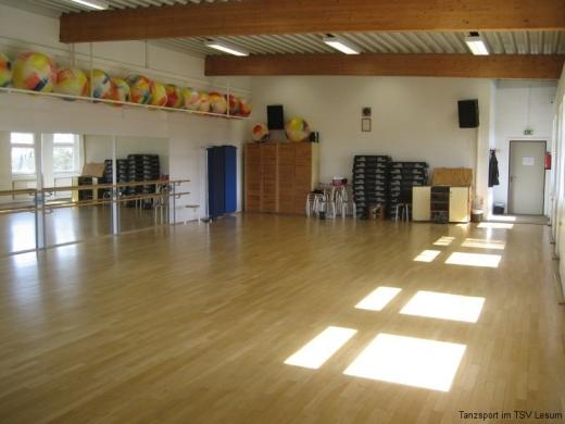 Tanz-Gymnastik Raum Bördestr.