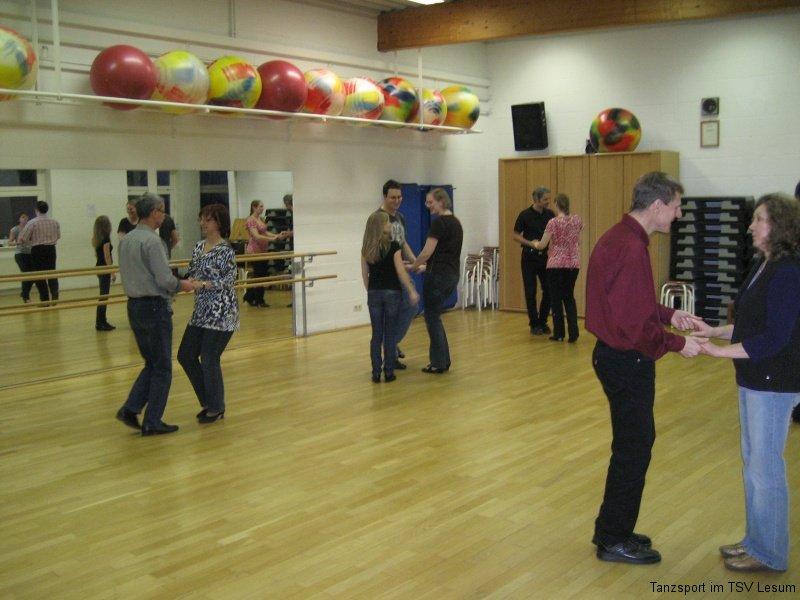 Salsa Workshop 2011